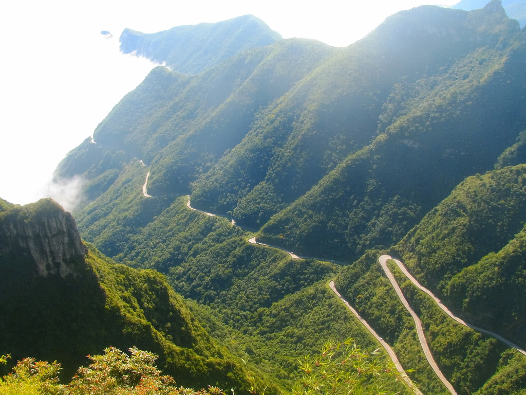 Serra do Rio do Rastro, Santa Catarina
