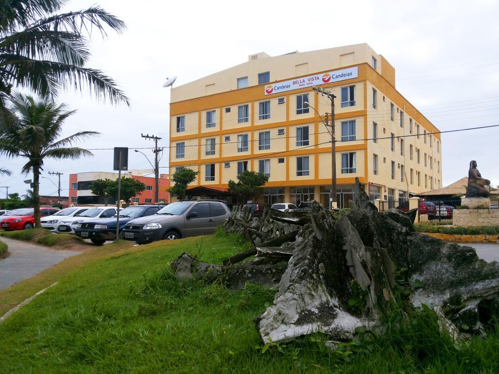 Fachada CANDEIAS BELLA VISTA PRAIA HOTEL